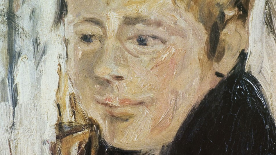 Kopie eines Ölporträts Heinrich von Kleists
