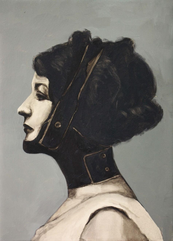 Cristina Toledo Cosmetic mask