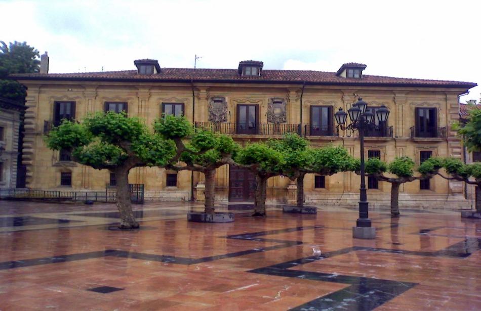 Palacio del Marqués de San Feliz o palacio del Duque del Parque