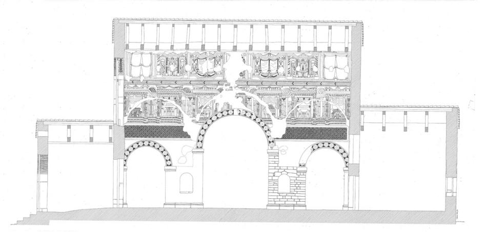 11 seccion trans transepto a O